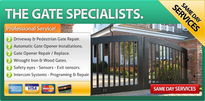 Gate Repair Norwalk CA